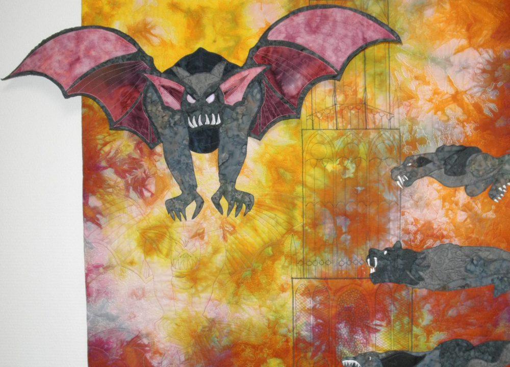 Gargoyles Allies Against Evil - Utrecht